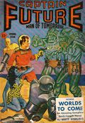 Captain Future (1940-1944 Better Publications) Pulp Vol. 5 #2