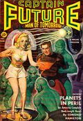 Captain Future (1940-1944 Better Publications) Pulp Vol. 4 #3