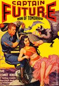 Captain Future (1940-1944 Better Publications) Pulp Vol. 4 #2