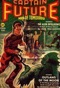 Captain Future (1940-1944 Better Publications) Pulp Vol. 4 #1