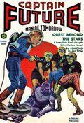 Captain Future (1940-1944 Better Publications) Pulp Vol. 3 #3