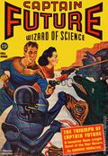 Captain Future (1940-1944 Better Publications) Pulp Vol. 2 #1