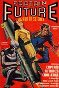 Captain Future (1940-1944 Better Publications) Pulp Vol. 1 #3