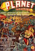 Planet Stories (1939-1955 Fiction House) Pulp Vol. 1 #1