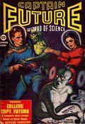Captain Future (1940-1944 Better Publications) Pulp Vol. 1 #2