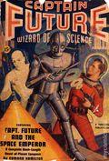 Captain Future (1940-1944 Better Publications) Pulp Vol. 1 #1