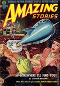 Amazing Stories (1926-Present Experimenter) Pulp Vol. 25 #12