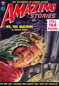 Amazing Stories (1926-Present Experimenter) Vol. 25 #7
