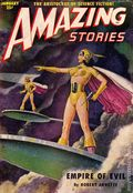 Amazing Stories (1926-Present Experimenter) Pulp Vol. 25 #1