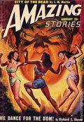 Amazing Stories (1926-Present Experimenter) Pulp Vol. 24 #1
