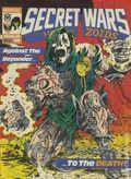 Secret Wars (UK Series 1985-1986 Marvel UK) 22