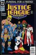 Justice League America (1987) 70REP.4TH