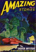 Amazing Stories (1926-Present Experimenter) Pulp Vol. 21 #6