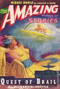 Amazing Stories (1926-Present Experimenter) Pulp Vol. 19 #4