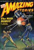 Amazing Stories (1926-Present Experimenter) Pulp Vol. 18 #1