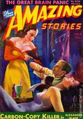 Amazing Stories (1926-Present Experimenter) Pulp Vol. 17 #7