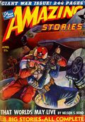 Amazing Stories (1926-Present Experimenter) Pulp Vol. 17 #4