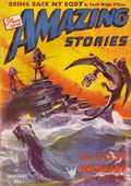 Amazing Stories (1926-Present Experimenter) Pulp Vol. 17 #1