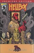 Hellboy Premiere Edition Wizard (2004) 1B