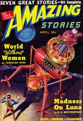 Amazing Stories (1926-Present Experimenter) Pulp Vol. 13 #4