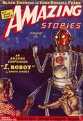 Amazing Stories (1926-Present Experimenter) Pulp Vol. 13 #1