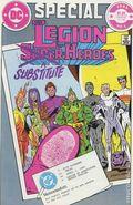 Legion of Substitute-Heroes (1985) 1