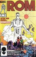 Rom (1979-1986 Marvel) 75