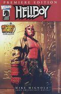 Hellboy Premiere Edition Wizard (2004) 1C
