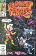 Planet Terry (1985 Marvel/Star Comics) 6