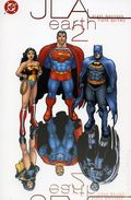 JLA Earth 2 GN (2000 DC) 1st Edition 1-1ST