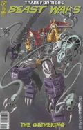 Transformers Beast Wars The Gathering (2006 IDW) 1A