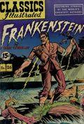 Classics Illustrated 026 Frankenstein 6A