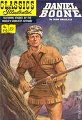 Classics Illustrated 096 Daniel Boone (1952) 1