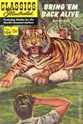 Classics Illustrated 104 Bring 'Em Back Alive (1953) 1