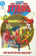 New Teen Titans (1984 2nd Series) New Titans 20