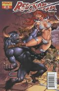 Red Sonja Monster Isle (2006) 1A