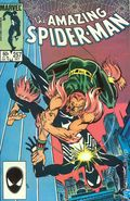 Amazing Spider-Man (1963 1st Series) 257