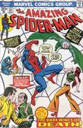 Amazing Spider-Man (1963 1st Series) Mark Jewelers 127MJ