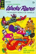 Wacky Races (1969 Gold Key) 7