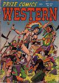 Prize Comics Western (1948) 95