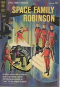 Space Family Robinson (1962 Gold Key) 6