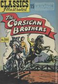 Classics Illustrated 020 The Corsican Brothers (1944) 5A