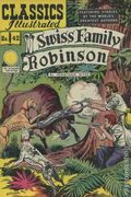 Classics Illustrated 042 Swiss Family Robinson 2A