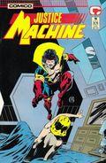 Justice Machine (1987 Comico/Innovation) 15