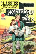Classics Illustrated 044 Mysteries of Paris (1947) 2B