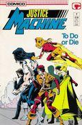 Justice Machine (1987 Comico/Innovation) 7
