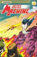 Justice Machine (1987 Comico/Innovation) 4