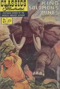 Classics Illustrated 097 King Solomon's Mines (1952) 2
