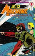 Justice Machine (1987 Comico/Innovation) 20