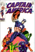 Captain America (1968 1st Series) 111